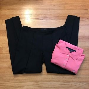 Brooks Brothers Natalie Fit Ankle Pants Size:6